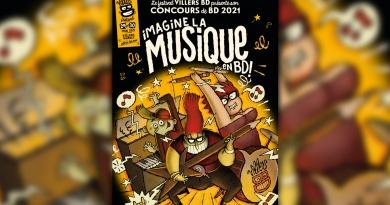 Concours «Imagine la musique en BD»