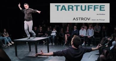 DOSSIER PEDAGOGIQUE Tartuffe de Molière par ASTROV