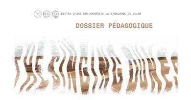 Un dossier enseignant consacré à l'exposition «The Singing Dunes»