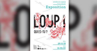 Exposition «Loup! Qui es-tu?» – du 29 novembre 2019 au 31 mai 2020