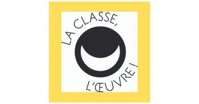 Lancement de la 8ème édition «La classe, l'oeuvre»