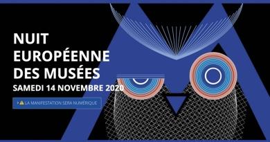 La Nuit Européenne des Musées chez nous!
