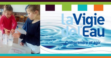 Vos projets sur l'eau & l'environnement avec La Vigie de l'eau