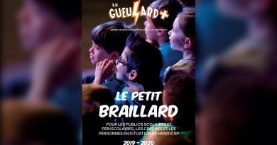 Spectacles jeune public «Le Petit Braillard»