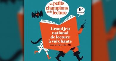 Grand jeu national «Les Petits Champions de la Lecture»