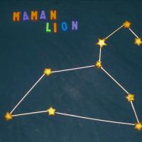 Lucas_7 ans Leo 5 ans Lion maman