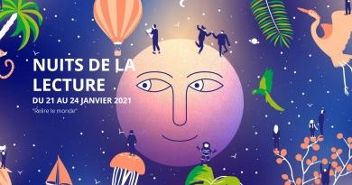 «Nuits de la lecture» 2021