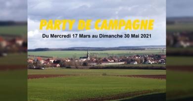 Exposition hors-les-murs « Party de Campagne »