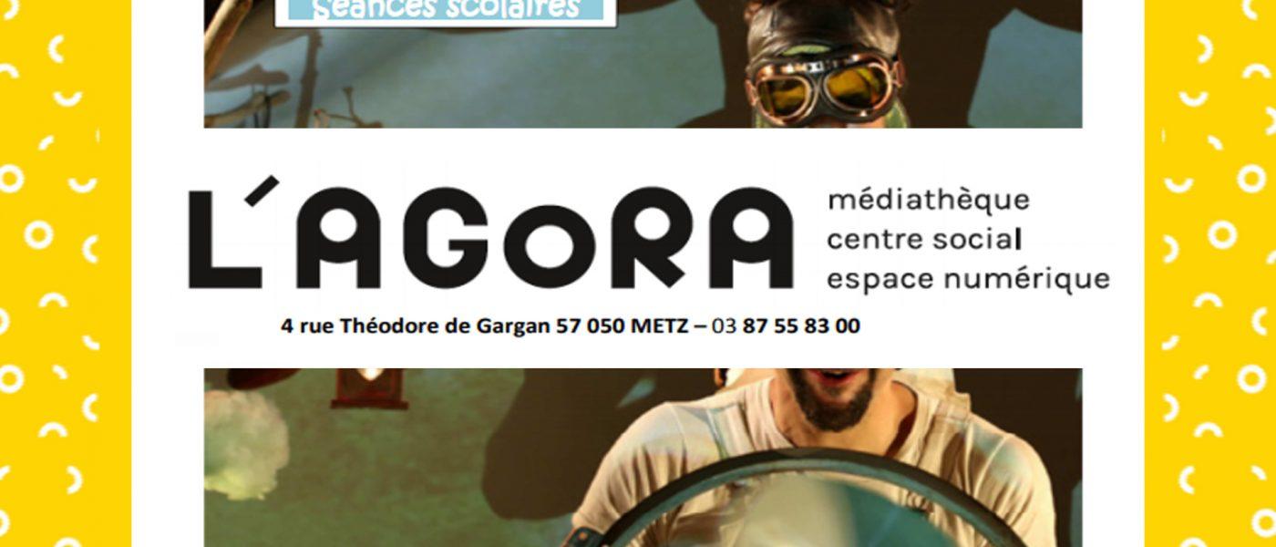 La programmation de l'Agora à Metz