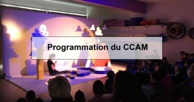 Programmation du CCAM