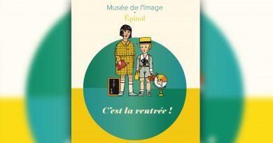 Le programme du Musée de l'Image de la ville d'Epinal