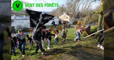 Vent des Forêts, un centre d'art contemporain en milieu rural